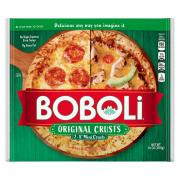 "Boboli 8"" Personal Size Pizza Crusts"