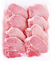 All Natural Pork Center Cut Loin Chop