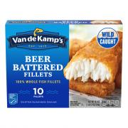 Van de Kamp's Beer Battered Fish Fillet