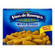 Van de Kamp's Extra Large Crispy Fish Sticks