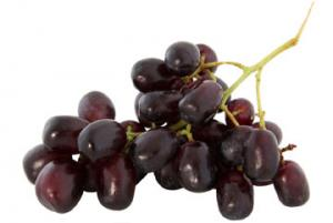 Organic Black Grapes