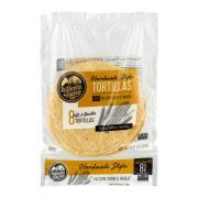 La Tortilla Factory Handmade Style Yellow Corn Tortillas
