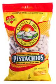 Keenan Farms Sea Salt Pistachios