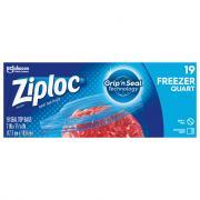 Ziploc Quart Freezer Bags