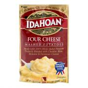 Idahoan Four Cheese Instant Potatoes