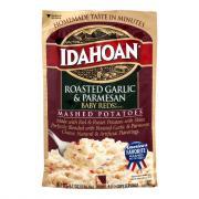 Idahoan Garlic & Parmesan Baby Reds Mashed Potatoes