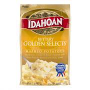 Idahoan Buttery Golden Selects Mashed Potatoes