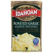 Idahoan Roasted Garlic Instant Potatoes