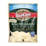 Idahoan Family Size Roasted Garlic Mashed Potatoes