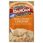 Idahoan Wisconsin Cheddar Mashed Potatoes