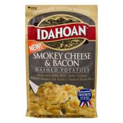 Idahoan Smokey Cheese & Bacon Mashed Potatoes