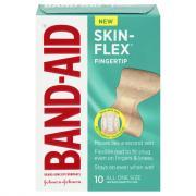 Band-Aid Skin-Flex Fingertip Bandages
