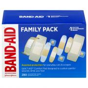 Band-Aid Flexible Variety Pack Bandages