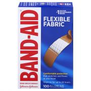 "Band-Aid 3"" Fabric Adhesive and Tape"