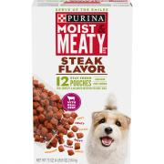 Purina Moist & Meaty Steak Burger