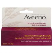 Aveeno Hydrocortisone Cream
