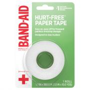 "Johnson & Johnson's 1"" First Aid Paper Tape"