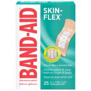 Band-Aid Skin Flex Bandages
