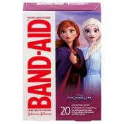 Band-Aid Disney Frozen Strips