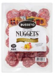Busseto Fennel Dry Salami Nuggets