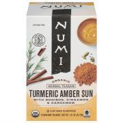 Numi Organic Tea Turmeric Amber Sun