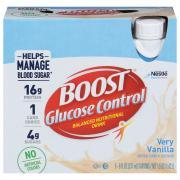 Boost Glucose Control Vanilla Drink
