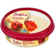 Sabra Roasted Red Pepper Hummus