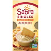 Sabra Hummus Singles Classic