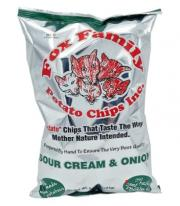 Fox Sour Cream & Onion Chips