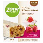 Zone Perfect Strawberry Yogurt Bars