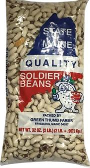 State of Maine Soldier Beans