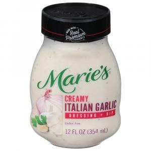 Marie's Italian Garlic Salad Dressing