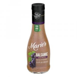 Marie's Balsamic Vinaigrette Salad Dressing