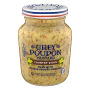 Grey Poupon Country Mustard