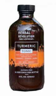 Herbal Revolution Farm & Apothecary Tumeric Tonic