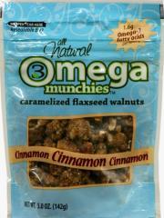 Omega Cinnamon Munchies