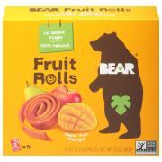 Bear Yo Yo's Mango Real Fruit Rolls