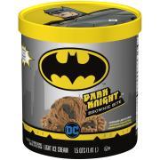 Dark Knight Brownie Bite Light Ice Cream