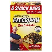 Fit Crunch Gluten Free Chocolate Peanut Butter Whey Protein