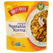 Tasty Bite Vegetable Korma