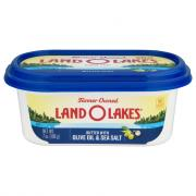 Land O Lakes Butter w/Olive Oil