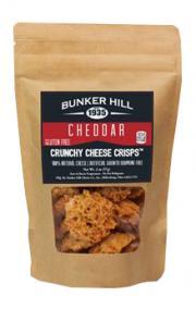 Bunker Hill Cheddar Crunchy Cheese Crisps