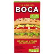 Boca Burger Original Vegan Burgers