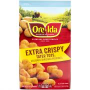 Ore-Ida Extra Crispy Tater Tots