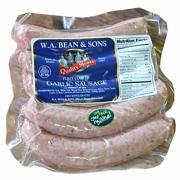 W.A. Bean & Sons Garlic Sausage