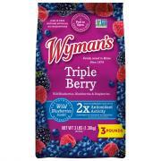 Wyman's Triple Berry Blend