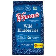 Wyman's Fresh Frozen Wild Blueberries