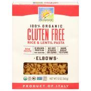 Bionaturae Organic Gluten Free Rice & Lentil Elbows