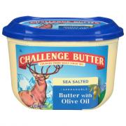 Challenge Spreadable Butter with Olive Oil