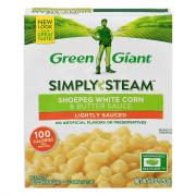 Green Giant White Corn in Butter Sauce
